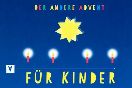 Cover: Der Andere Advent für Kinder