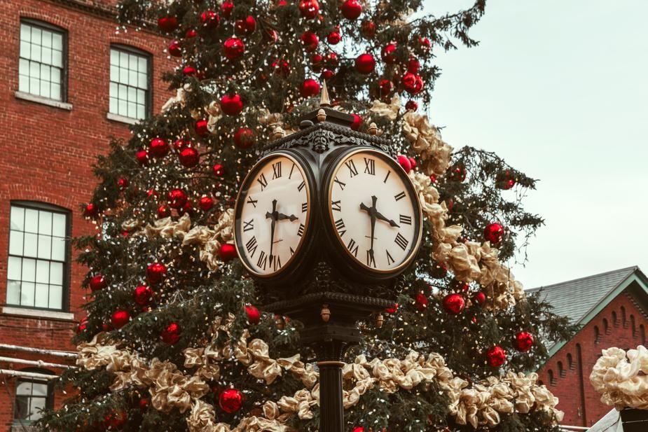 Warum Gibt Es Weihnachten.Weihnachten Fest Der Erfüllten Zeit Feinschwarz Net