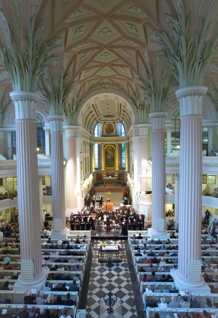 J. S. Bach. Konzert in der Leipziger Nikolaikirche