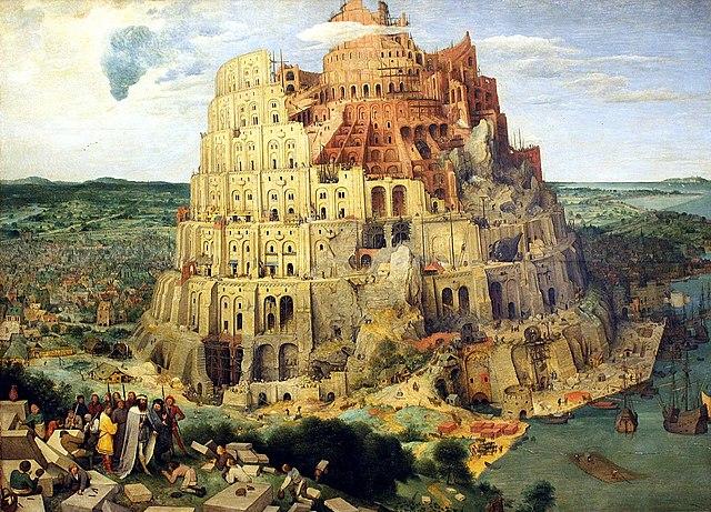 Der Turmbau Zu Babel Bruegel Und Der Totalitarismus Feinschwarz Net