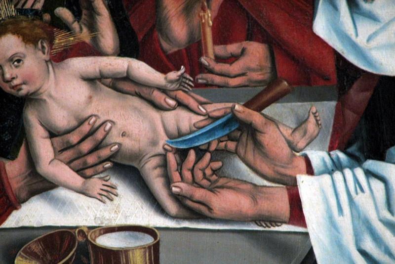 Beschneidung Jesu, Beschneidung des Herrn
