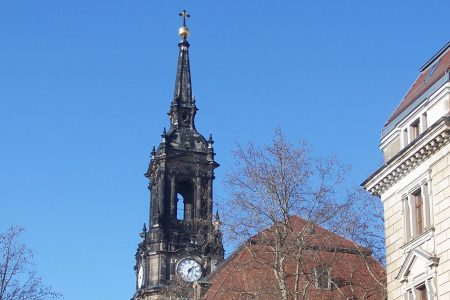Dresden Dreikönigskirche