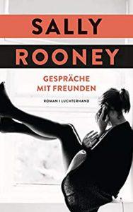 Buchcover Sally Rooney