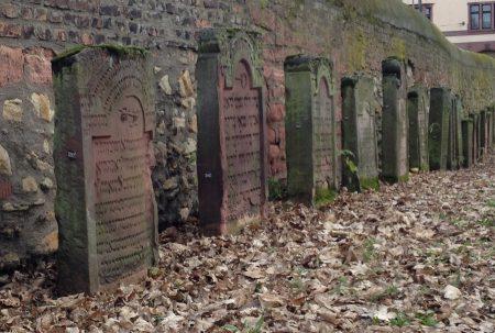 Jüdischer Friedhof Frankfurt Battonnstraße