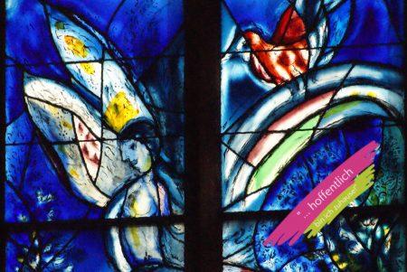 Chagall-Mainz - Es ist genug - Foto Pock