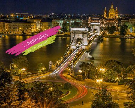 Ungarn Kettenbrücke