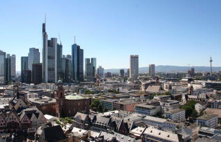 Frankfurt Dächer
