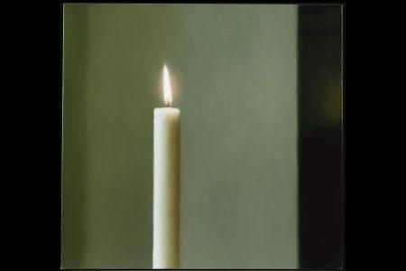 Gerhard Richter: Kerze (1982)