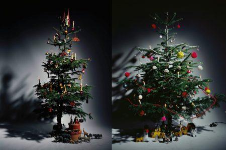 Andreas Mühe, Weihnachtsbaum 05 und 09