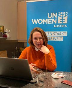 Katharina Kleinoscheg UN Women