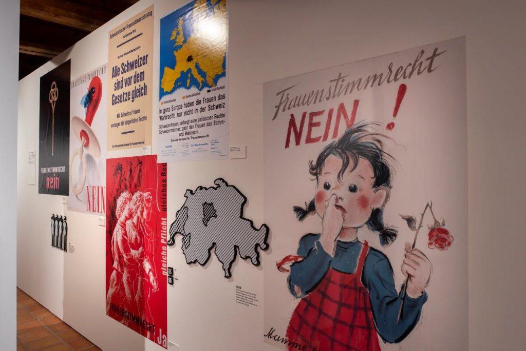 Frauenstimmrecht Schweiz